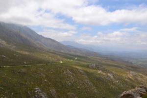 South Africa tour mountain